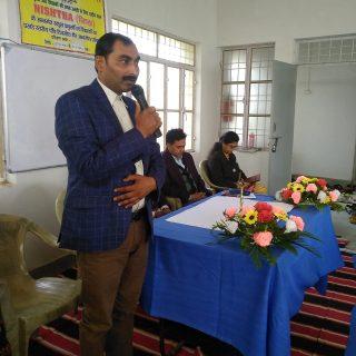Mr. Raghvendra Kumar Jha