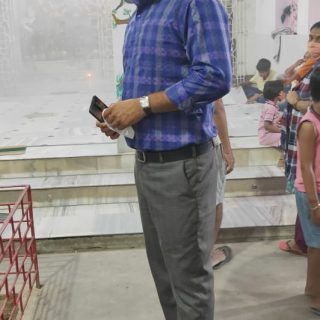 Mr. Amitesh Anand Mishra